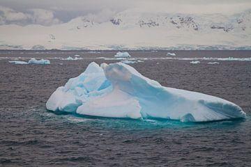 ijsberg van Eric de Haan