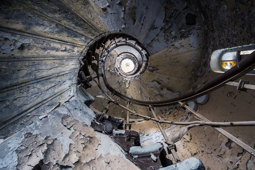 The Spiral van Oscar Beins
