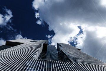 Gebäude'de Rotterdam' in Rotterdam von Eddy Westdijk