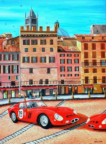 Ferrari GTO (Sienna) van Thomas Suske