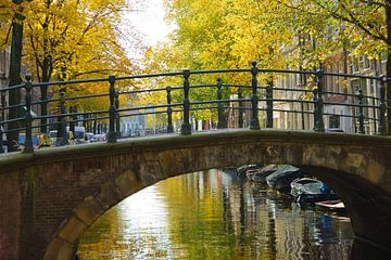 Amsterdam sur Michel van Kooten