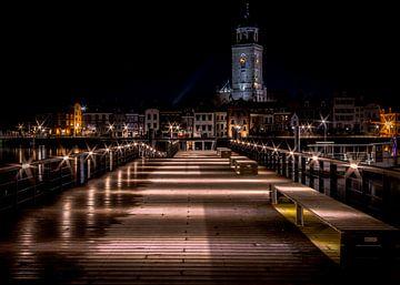 skyline van Deventer van Tom Knotter