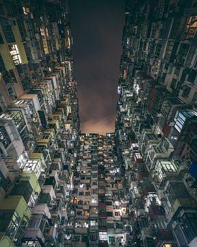 Quarry Bay - Hong Kong von Ivo de Bruijn