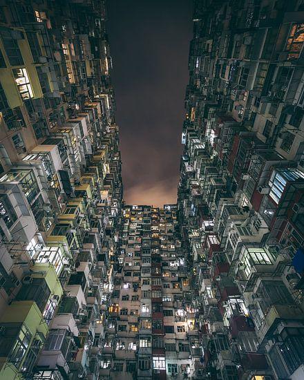 Quarry Bay - Hong Kong van Ivo de Bruijn