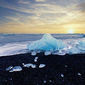 Blaues Eis von Tilo Grellmann   Photography