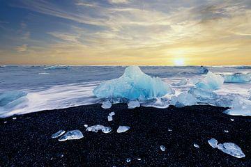Blaues Eis von Tilo Grellmann | Photography