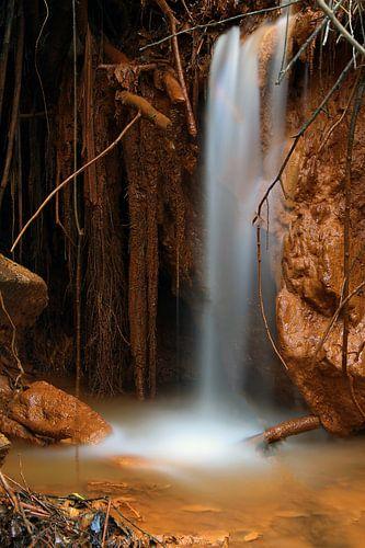 The Iron Waterfall