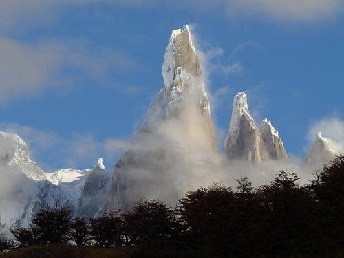 Cerro Torre von Heike und Hagen Engelmann