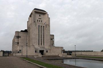 Monumentaler Rundfunksender Kootwijk. von Rijk van de Kaa