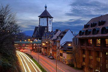 Schwabentorring Freiburg von Patrick Lohmüller