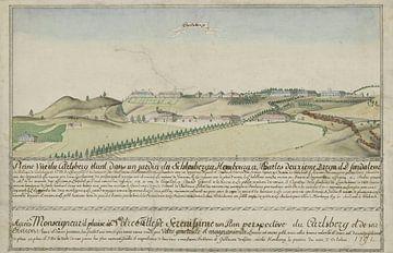 Pfalz-Zweibrücken rond 1800 van Atelier Liesjes