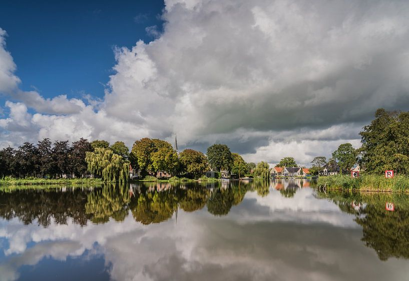 Broek in Waterland van Jeroen de Jongh