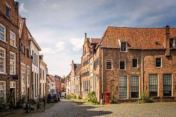 Deventer,  Bergkerkplein von Paul Jansen