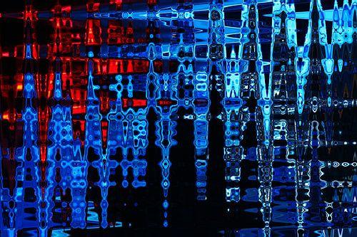 Serie Glas Distort 1