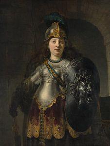 Bellona, Rembrandt
