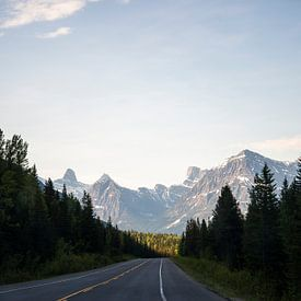 Icefields Parkway Canada van Lone Drifters