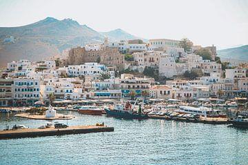 Een parel aan de Griekse zee: Naxos van Daphne Groeneveld