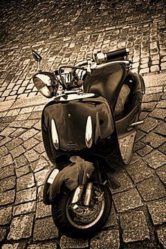 Motorroller van Markus Wegner