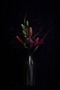 Flower Art van Bert Mensink