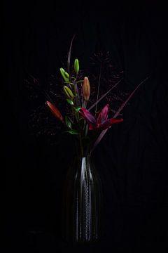 Art floral sur Bert Mensink