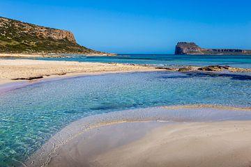 Balos strand van Antwan Janssen