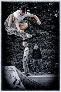 Jump van