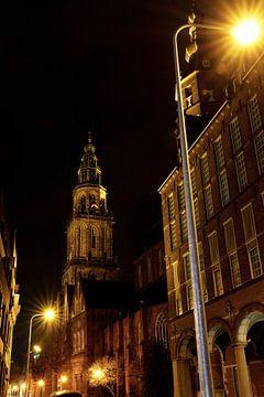 Groningen, Martini-Turm von Marcel Kieffer