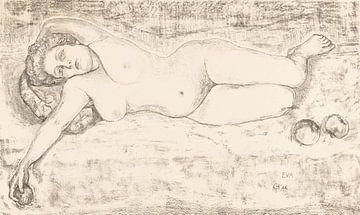 Eva, Otto Hanrath, 1931 von Atelier Liesjes