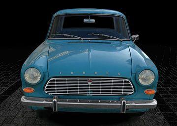 Ford Taunus 12M in Originalfarbe von aRi F. Huber