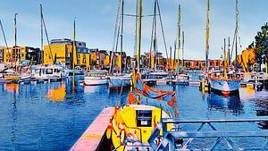 Zuiderhaven Harlingen