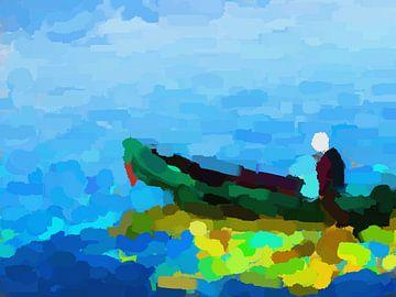Row the boat van Judith Robben