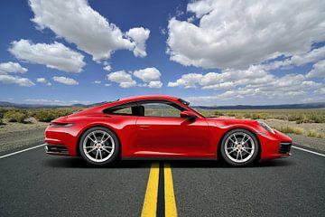 Porsche 911 van Gert Hilbink