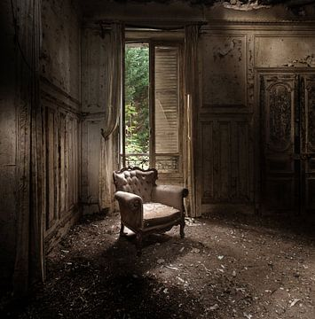 Have a seat sur Olivier Van Cauwelaert