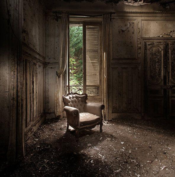Have a seat van Olivier Van Cauwelaert