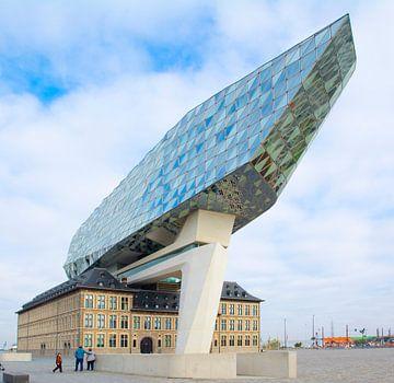 Wondere wereld van Zaha Hadid, Antwerpen van