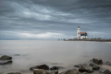 Lighthouse at Marken  sur