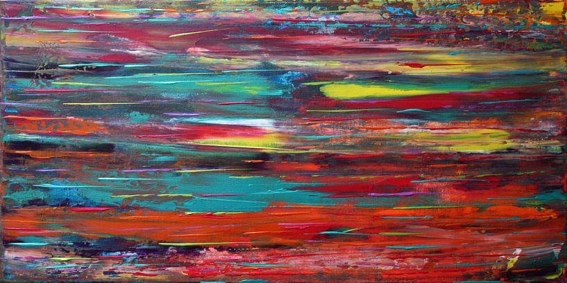 Regenboog van Kathleen Artist Fine Art
