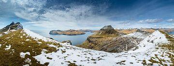 Het uitzicht vanaf Skeidhsskardh von Nando Harmsen