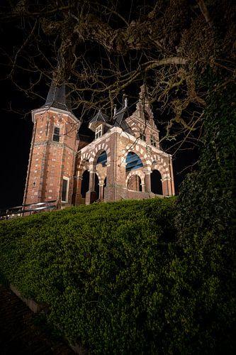 Historische stadspoort van Sneek