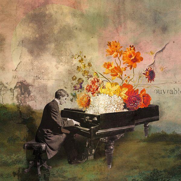 Midsummer Serenade von Marja van den Hurk
