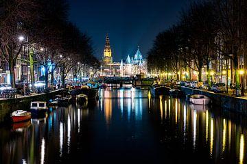 Geldersekade Amsterdam von Rene Siebring