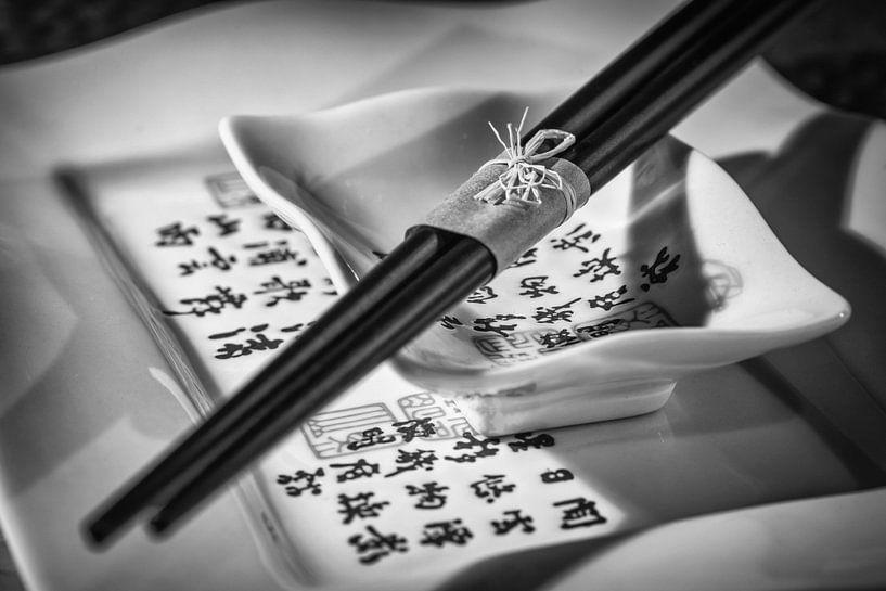 Japanische Essstäbchen von Rob Boon