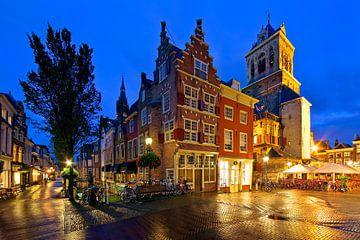 De Kaerskorf te Delft van Anton de Zeeuw