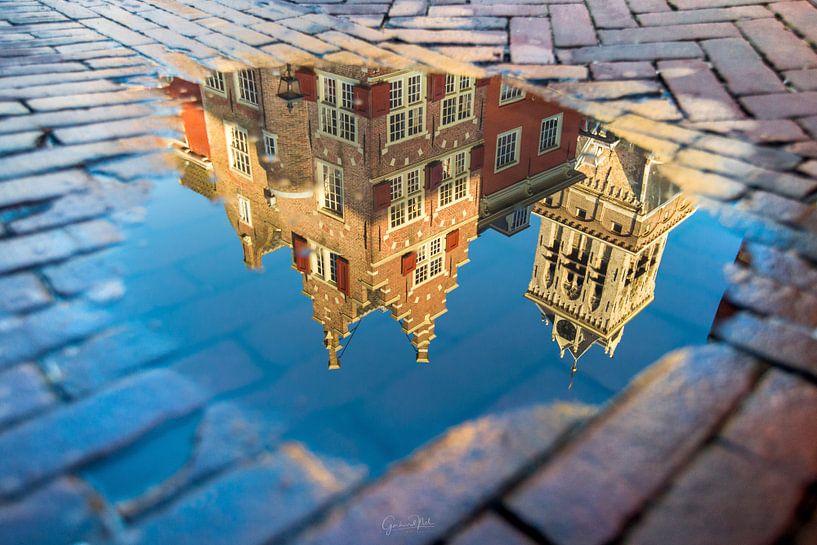 Delft Reflection van Gerhard Nel