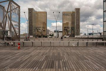 BnF, Parijs sur Gert Bakker