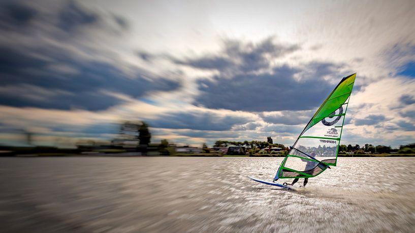 Wind en water van Jan van der Knaap