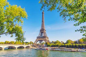 Paris en été sur Manjik Pictures