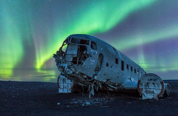 Lost Plane van Tom Opdebeeck