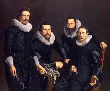 Syndikus der Amsterdamer Goldschmiedezunft, Thomas de Keyser