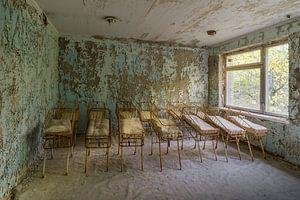 Kinderkamer van Truus Nijland